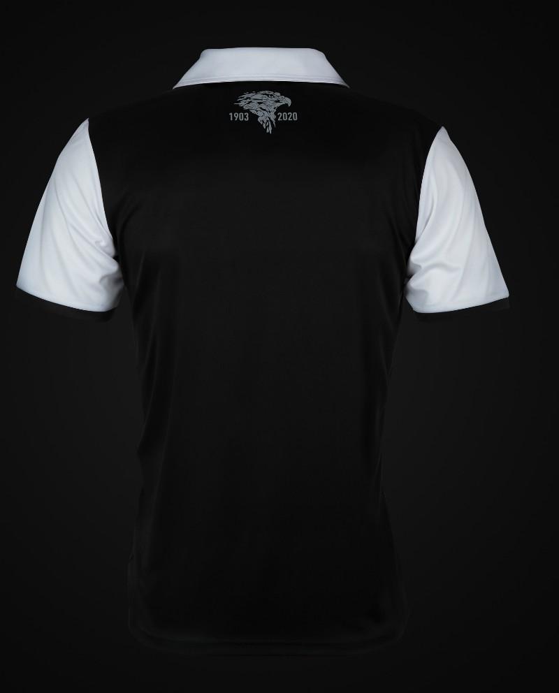 Back of BJK Nostalgic Limited Edition jersey 2020