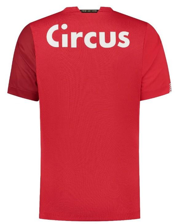 Back of Standard Liege Shirt 2020-21