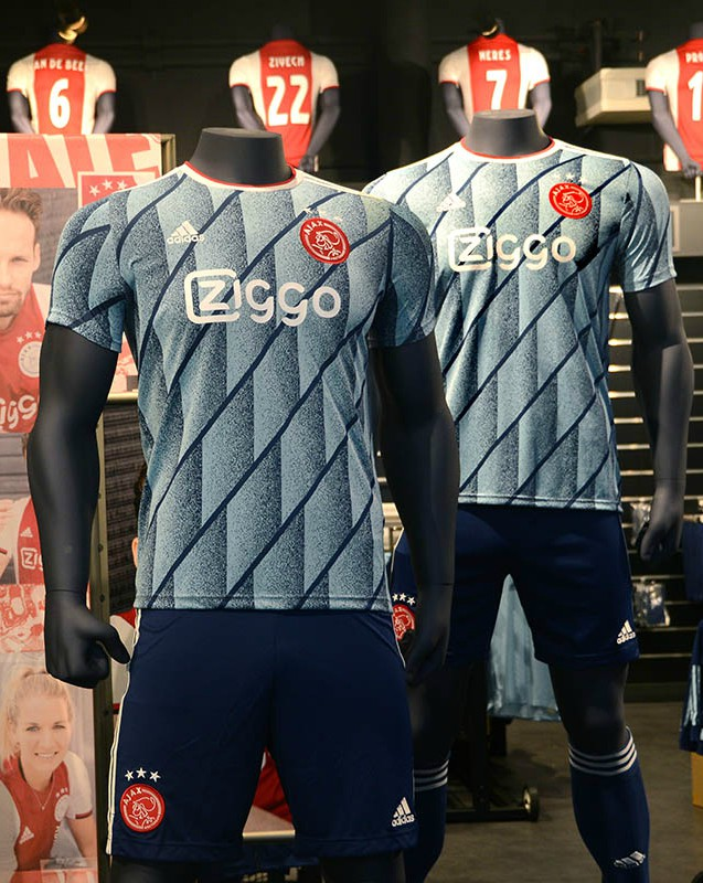 Blue Ajax Shirt 2020-21