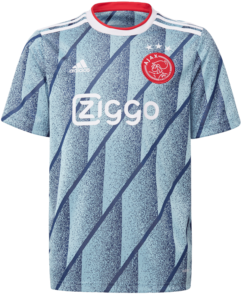 New Ajax Away Kit 2020 21 Adidas Unveil Blue Alternate Jersey For Amsterdam Outfit Football Kit News