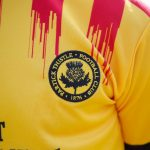 New Partick Thistle Strip 2020-21 | O'Neills PTFC home kit with pink goalkeeper shirt