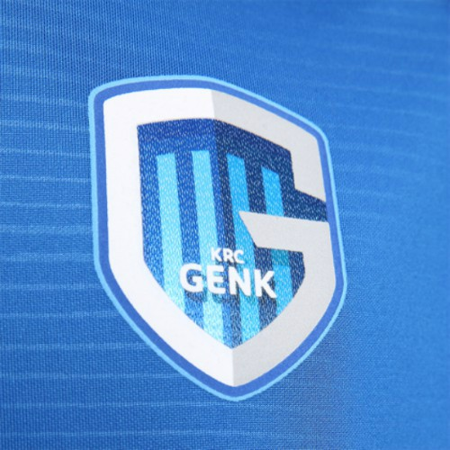 Closeup of Genk New Shirt 20-21
