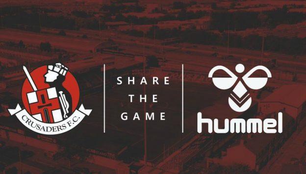 Crusaders FC Hummel Kit Deal 2020