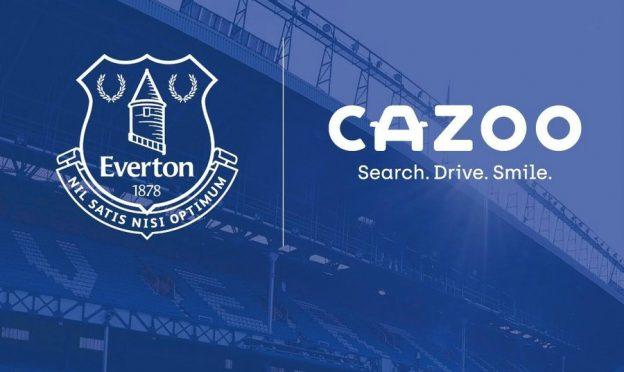 Everton Cazoo Deal 2020