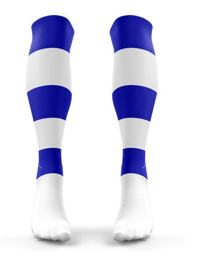 Greenock Morton Home Socks 20-21