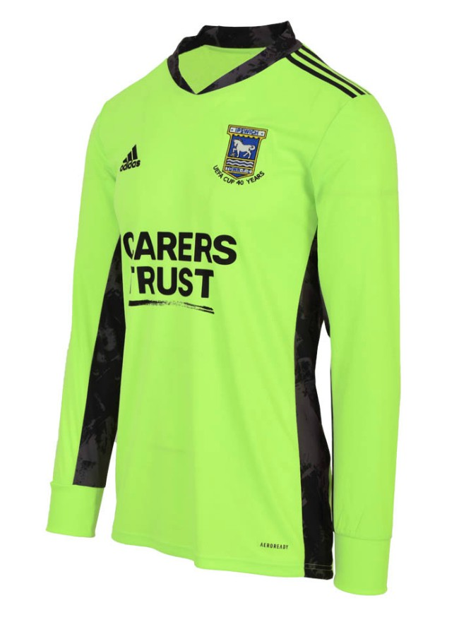 Ipswich Goalkeeper Kit 2020 2021