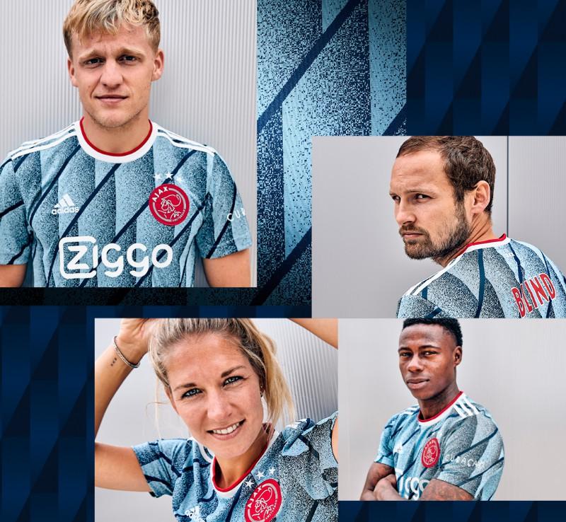 Jersey Ajax Away 2020 2021
