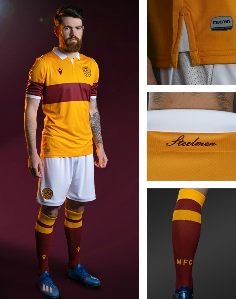 Motherwell FC New Home Top 2020 2021