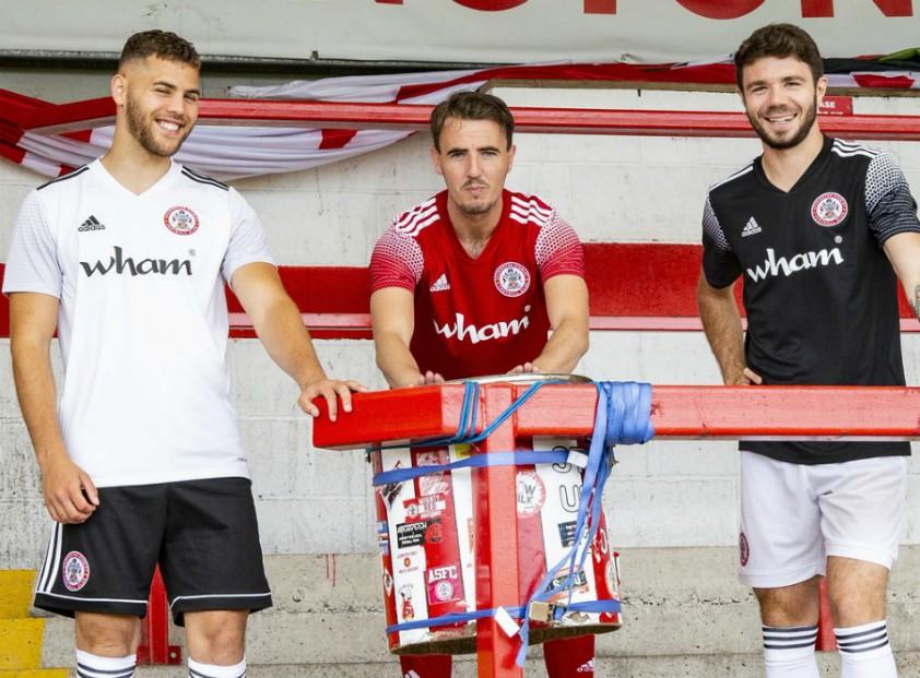 New ASFC Kit 2020-21 Adidas