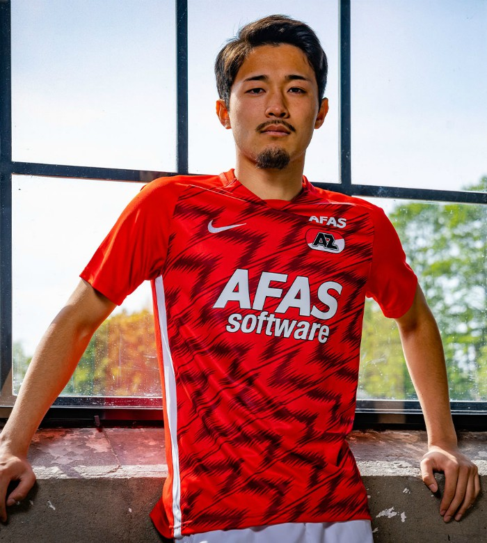New AZ Alkmaar Home Shirt 2020-21