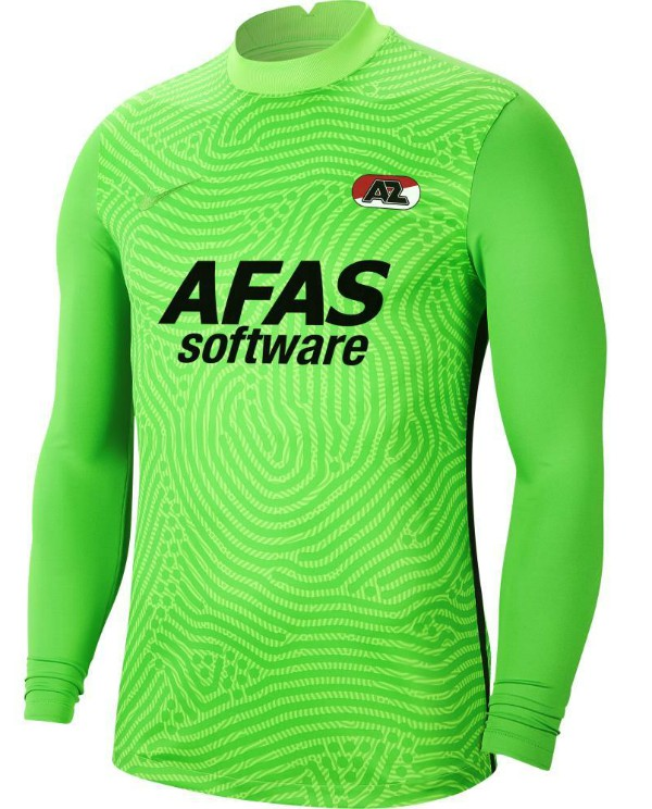 New Alkmaar Goalkeeper Jersey 2020-21