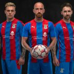 New Inverness Caledonian Thistle Strip 2020-21 | Puma unveil Caley Thistle home kit