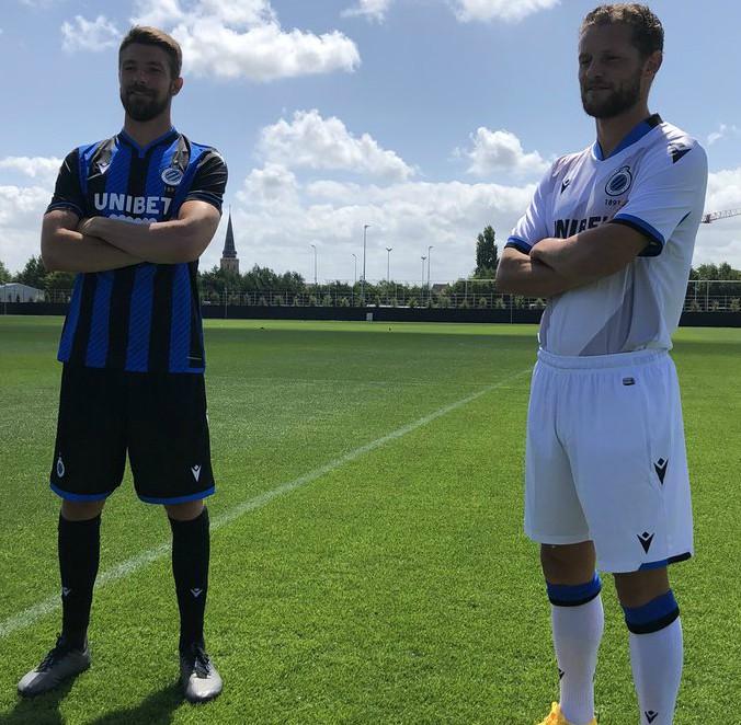 New Club Brugge Shirt 2020 2021