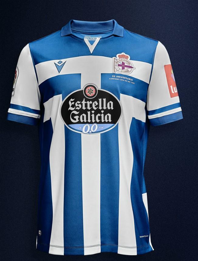 New Deportivo la Coruna Jersey 2020 2021