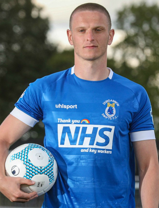 New Dungannon Swifts Kit 2020 Uhlsport