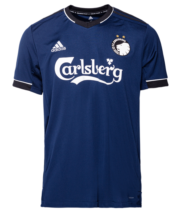 New FC Copenhagen Away Jersey 2020 2021