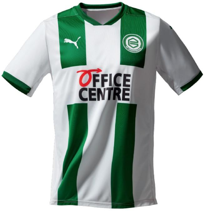 New FC Groningen Shirt 2020 21