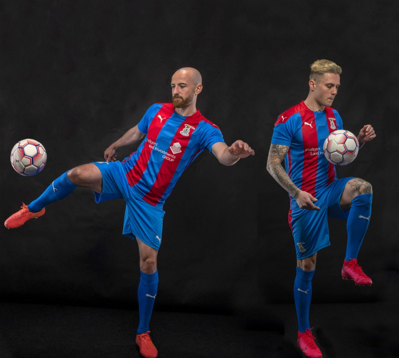 New ICTFC Home Kit 2020 2021