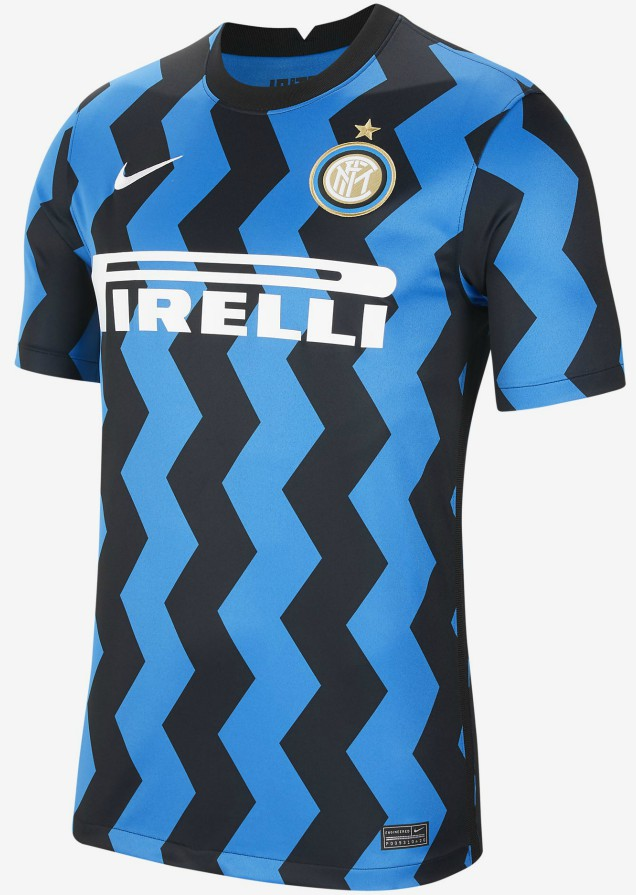 New Inter Milan Jersey 2020 2021