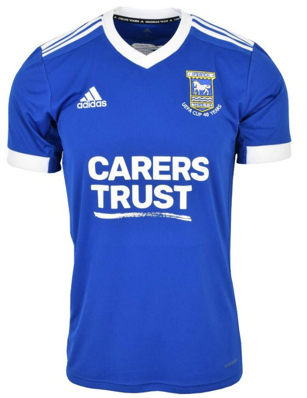 New Ipswich Town Jersey 2020 2021