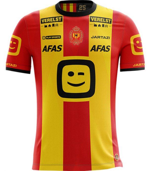 New KV Mechelen Jartazi Football Shirt 2020 2021
