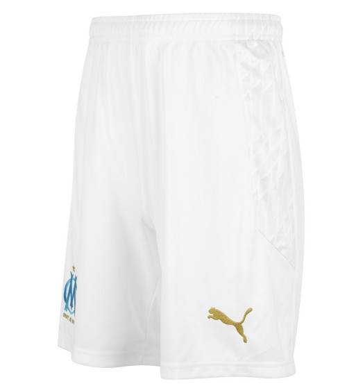 New Marseille Home Shorts 20-21