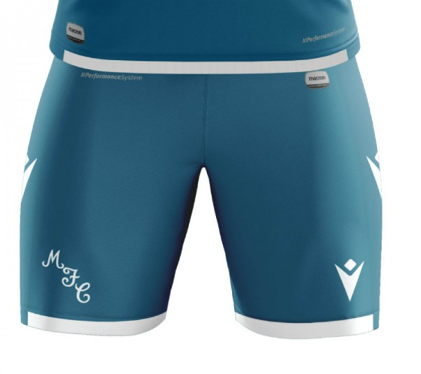 New Motherwell Away Shorts Blue 20-21