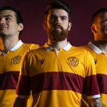 New Motherwell Home Kit 2020-21 | Macron unveil strip inspired by 1950 League Cup winners
