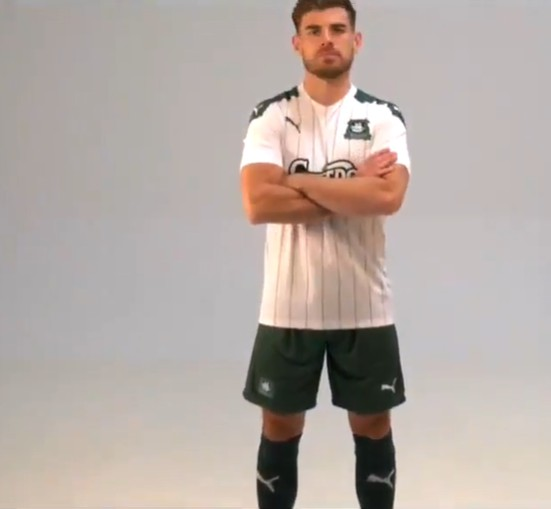 New PAFC Away Kit 20-21
