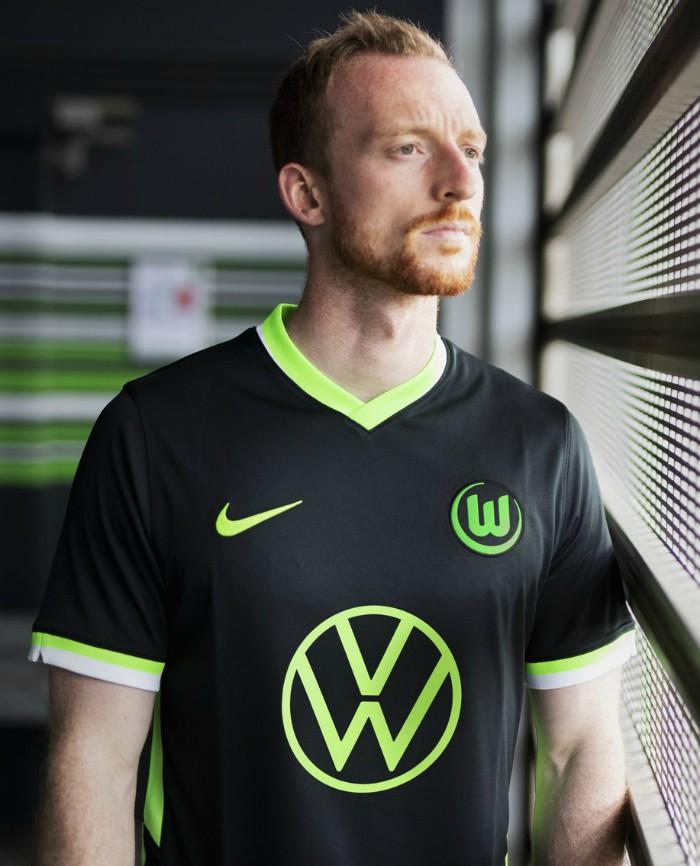 New Wolfsburg Away Kit 20-21