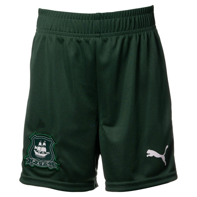 Plymouth Argyle Away Shorts 20-21