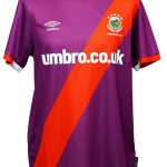 New Linfield FC Away Kit 2020-21 | Umbro unveil Purple & Orange alternate shirt