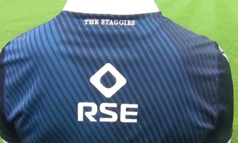 RSE Shirt Sponsor Ross County FC Shirt 20-21