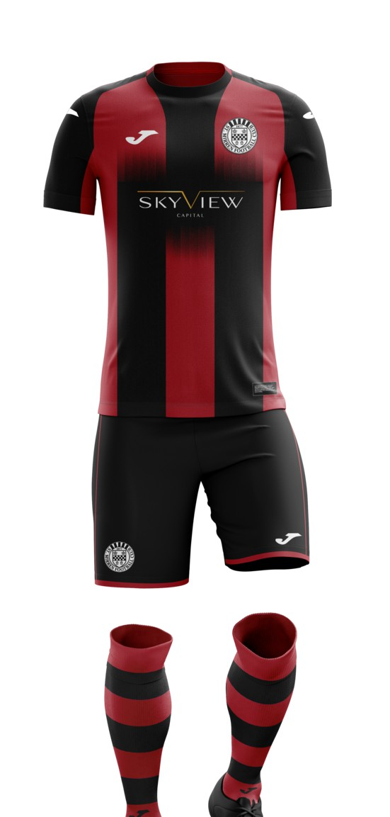 Saint Mirren New Away Kit 2020-2021