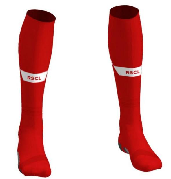 Standard de Liege Home Socks 20 21
