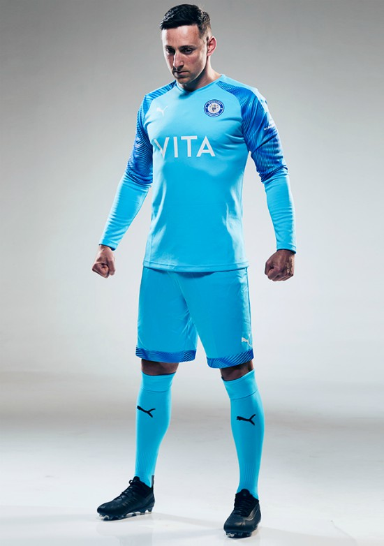 Stockport County Away GK Kit 20-21