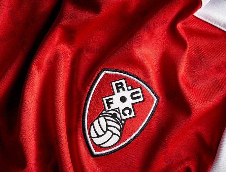 The Millers Graphic on new Rotherham Kit 20-21