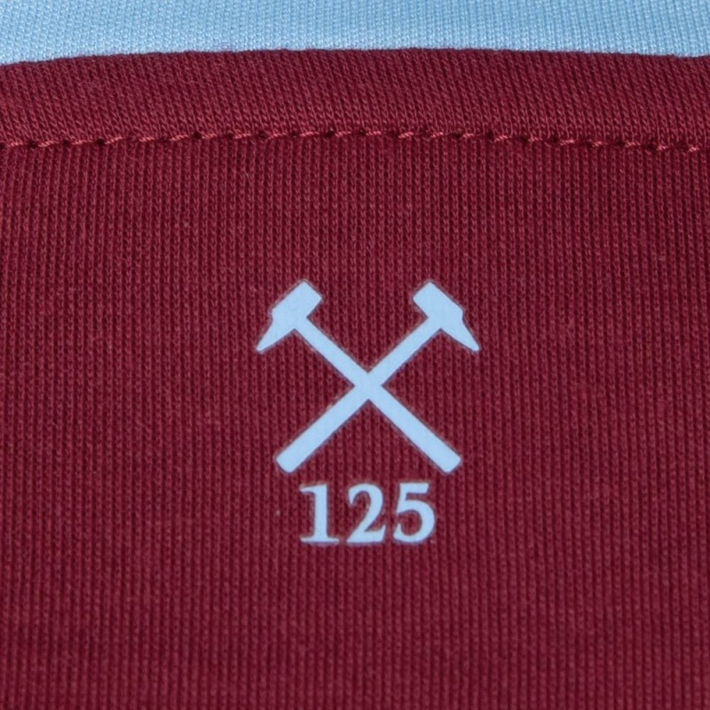 West Ham 125h Anniversary Shirt 20-21