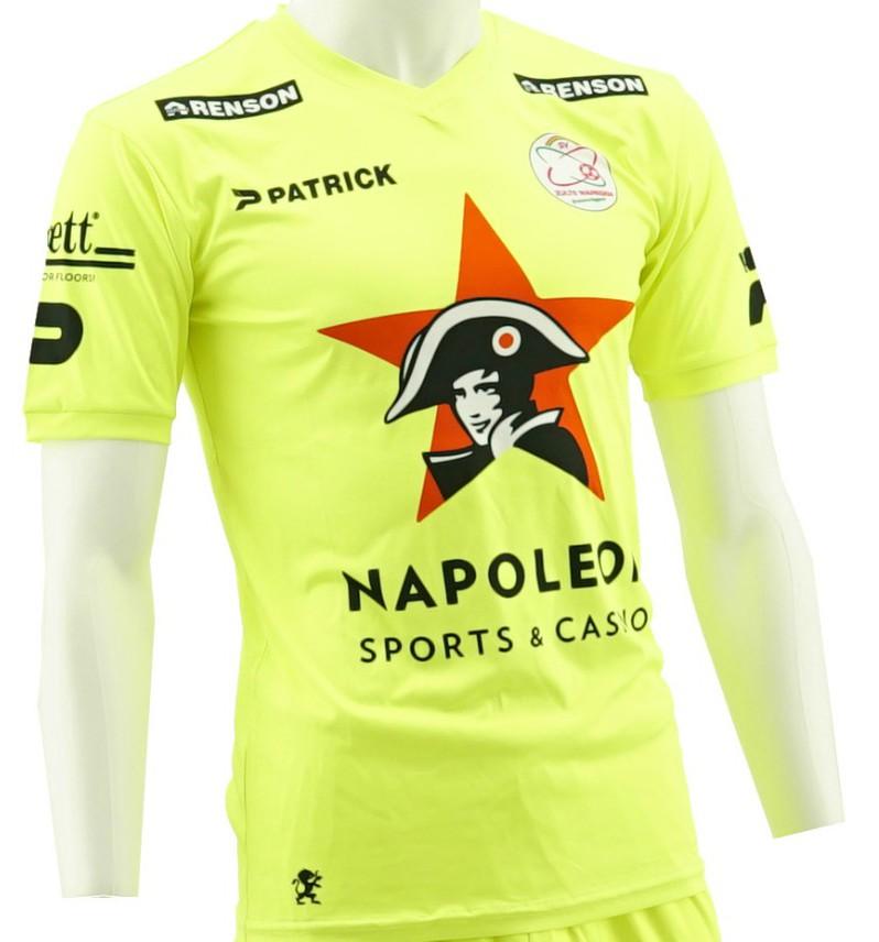 Zulte Waregem Goalkeeper Shirt 20-21