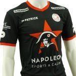 New Zulte Waregem Kit 2020-21 | Patrick unveil new home & away shirts with Napoleon as sponsor