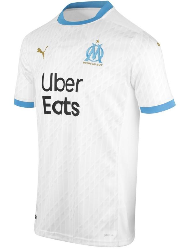 jersey Marseille 2020 2021