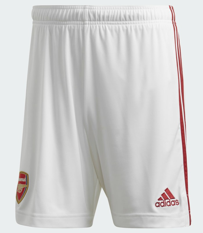 Arsenal Home Shorts 2020-21