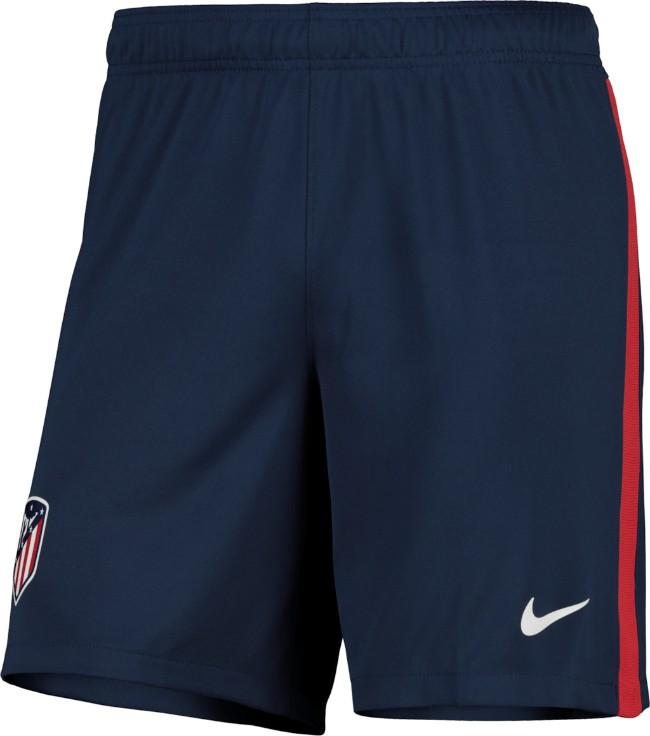 Atletico Madrid Home Shorts 2020 21