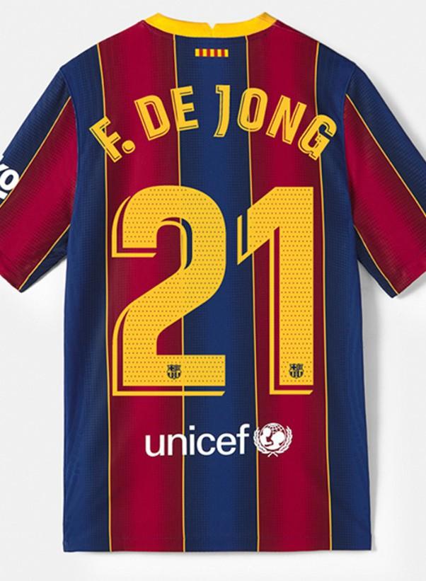 New Barca Jersey 2020 21 Barcelona Unveil Nike Home Kit Football Kit News