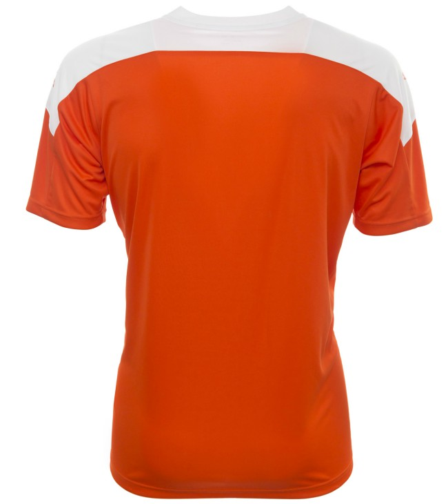 Back of Blackpool FC Away Shirt 2020-21