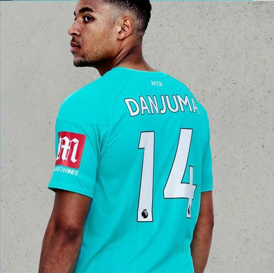 Back of Blue AFCB Top 20-21