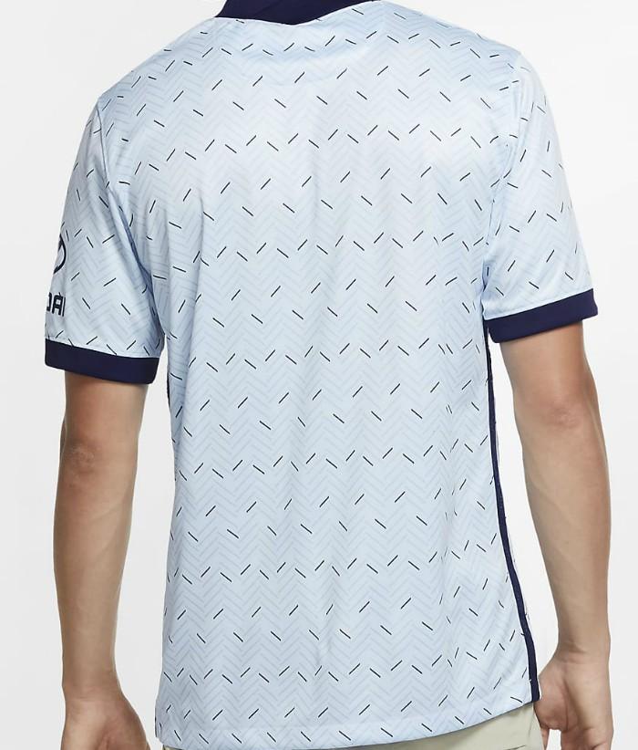 Back of CFC Away Shirt 20-21
