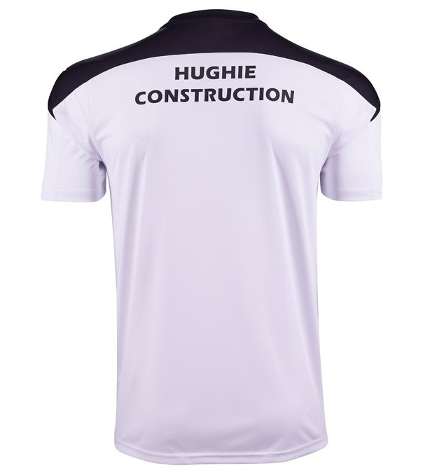 Back of Rotherham Alternate Shirt 2020-21