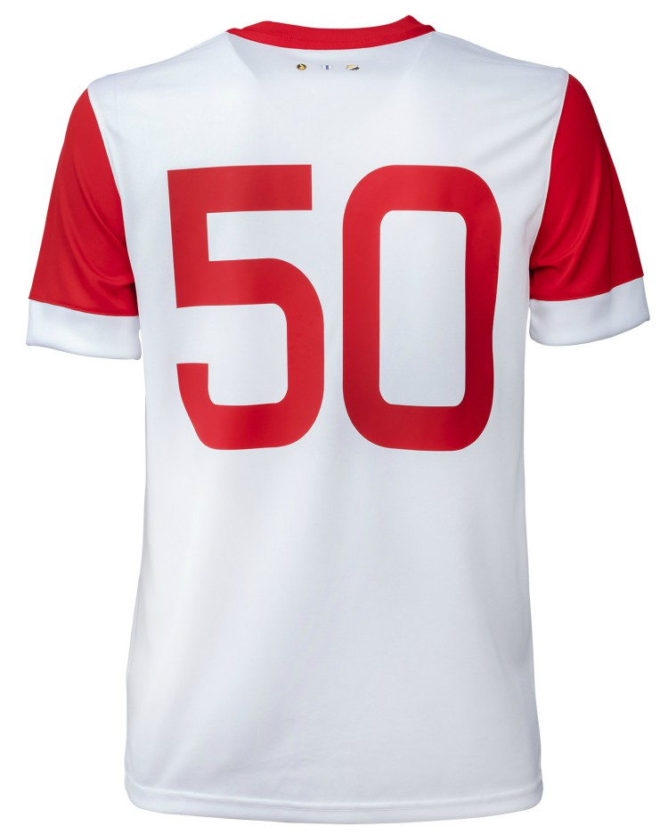 Back of Utrecht Jersey 2020-2021