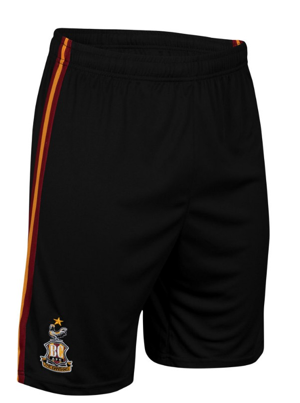 Bradford City Home Shorts 2020-21